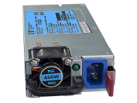 536404-001 HPE 460W HE 12V Hot Plug AC Power Supply Kit Refurbished with 1 year warranty