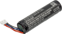 MicroBattery Battery for Datalogic Scanner 13Wh Li-ion 3.7V 3400mAh MBXPOS-BA0065 - eet01
