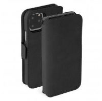 Krusell Sunne Wallet 2in1 iPhone 11 Pro Vintage Black 61758X - eet01