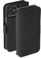 Krusell Sunne Wallet 2in1 iPhone 11 Vintage Black 61759X - eet01