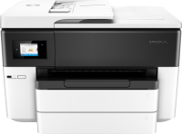 Hp Officejet Pro 7740 Wide Format All-in-one Printer - New G5j38a#a81 - xep01