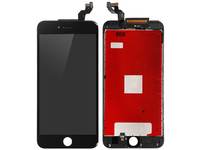 MicroSpareparts Mobile IPhone 6s+ LCD Assembly Black  MOBX-IPO6SP-LCD-B - eet01