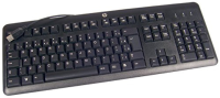 Hp Hp Usb Standard Keyboard Black Russian/russia - 672647-253 - xep01