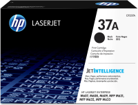 Hp 37a Black Laserjet Toner Cartridge - Cf237a - xep01