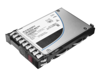 """Hewlett Packard Enterprise Hpe Write Intensive-2 - Solid State Drive - 400 Gb - Hot-swap - 2.5"""" Sff - Sata 6gb/s - With Hp Smartdrive Carrier 804665-b21 - xep01"""