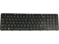HP Keyboard (Netherlands)  827028-B31 - eet01