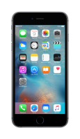 """Apple Apple Iphone 6s Plus - Smartphone - 4g Lte - 128 Gb - Td-scdma / Umts / Gsm - 5.5"""" - 1920 X 1080 Pixels (401 Ppi) - Retina Hd - 12 Mp (5 Mp Front Camera) - Space Grey Mkud2zd/a - xep01"""