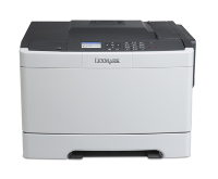 lexmark CS410N A4 Colour Laser Printer 28D0025 - MW01