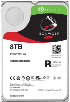 "Seagate IronWolf HDD 8TB 3.5"" SATA **New Retail** ST8000VN004 - eet01"