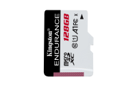Kingston 128GB microSDXC Endurance C10 Technology High Endurance, SDCE/128GB - eet01