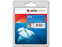 AgfaPhoto Ink Color, HP No. 78 Pages 1.560, 36ml APHP78C - eet01