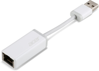 Acer CABLE.USB(A) TO RJ45 CONVERTER WHITE.ACB541 NP.CAB1A.016 - eet01