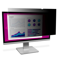 """3M High Clarity Privacy Filter For 21.5"""" Widescreen Monitor 98044065260 - eet01"""