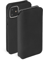 Krusell Sunne Wallet iPhone 11 Vintage Black 61743X - eet01