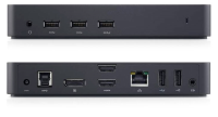 Dell USB 3.0 Ultra HD Triple Video Docking Station EU Version 6FT7T - eet01