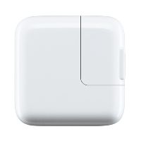 Apple Apple 12w Usb Power Adapter Uk White - #apple For Iphone/ipad Without Lightning Cable Md836b/b - xep01