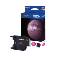 brother Magenta Ink Cartridge LC1220M - MW01