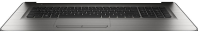 HP Keyboard (French) With Top Cover 856699-051 - eet01
