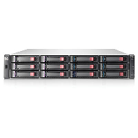 Hewlett Packard Enterprise Msa 2040 Lff Chassis (chassis + 2x Psu Only) - C8r12a - xep01