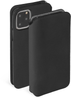 Krusell Sunne Wallet iPhone 11 Pro Vintage Black 61742X - eet01