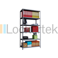 Fast Delivery 6 Shelf Static Shelving Unit