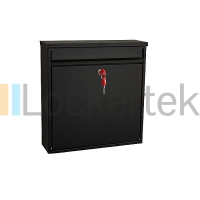 Front Loading Post Box, Large
