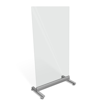 Mobile Protective Barrier Screens