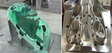 Large Run Plastic Injection Moulding Services in the UK