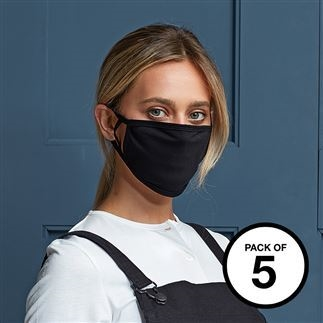 Double Layer Fabric Face Mask