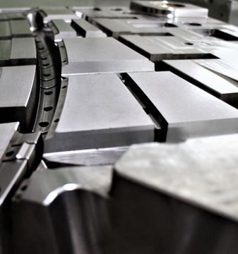 High Quality Tooling Production For Aerospace Industries