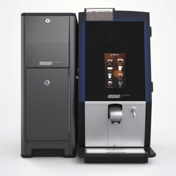 Bean 2 Cup Machines For Showrooms