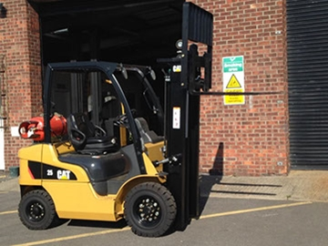 Forklift Hire Services In West Sussex
