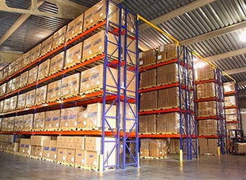 Warehouse Design Forklift Services In Crawley