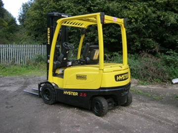 Same Day Forklift Hire In Horley