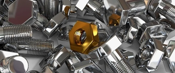 High Quality Commercial Fasteners