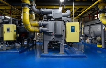 Absorption Chiller Maintenance In London