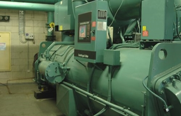 Water Cooled Chiller Maintenance In London