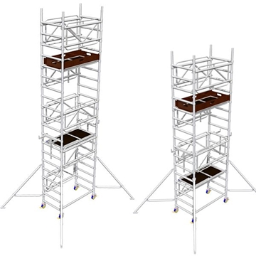 UK Manufacturer Of Self Build Scaffold Towers