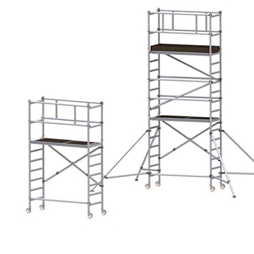 Highly Versatile Trade Scaffold Towers
