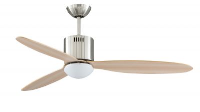 MrKen CAN 3D Simple Low Energy DC Ceiling fan with LED Light