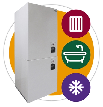 Domestic Hot Water And Cooling Interface Units