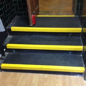 Industrial Stair Tread Covers