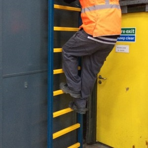 Ladder Rung Safety Covers