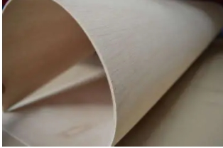 Flexible Plywood for Curved Structures