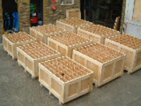 Bespoke Partitioned Crates Manufacturers
