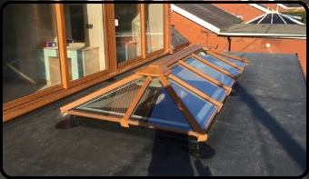 Firestone Rubbercover™ Residential Epdm Roofing System