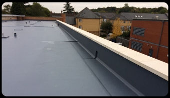 Reinforced Liquid Roofing Solution