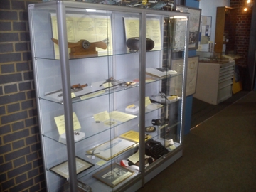 Bespoke Artefacts Display Cabinets