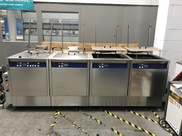 Used Ultrasonic Cleaning Machines