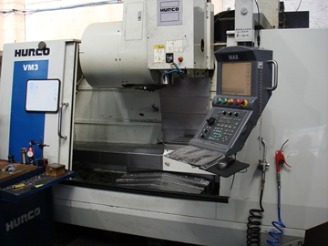 Used Vertical Machining Centres
